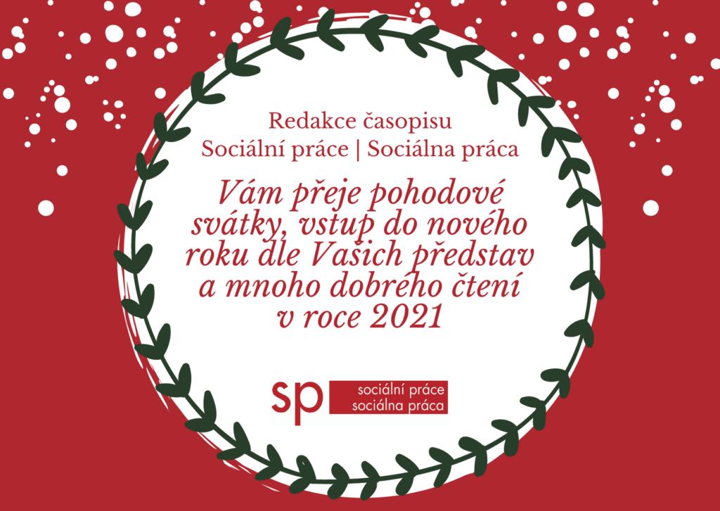 pf 2021 časopis sociální práce sociálna práca