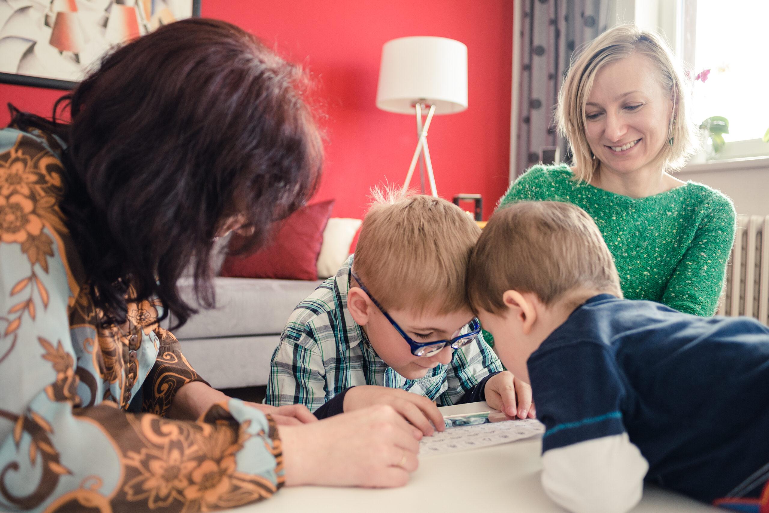 Program Včasná pomoc dětem a podpora rané péče od roku 2014