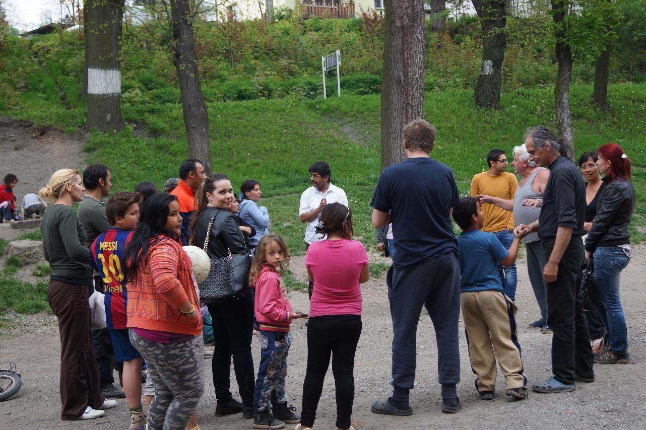 Jak funguje spolupráce s komunitou v Budišově nad Budišovkou?