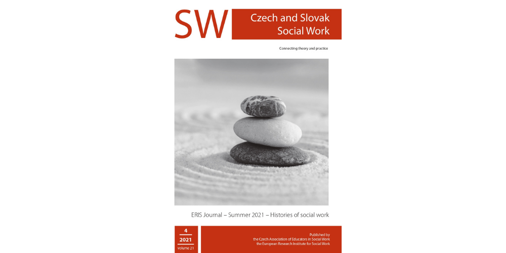 "Vyšlo číslo 4/2021 ""ERIS Journal – Summer 2021 – Histories of Social Work"""